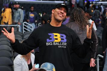 "LaVar Ball Reacts To ESPN's Ban With ""Boogeyman"" Analogy"