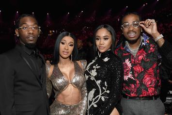 "Cardi B Psyched For ""BET Experience"" With Migos Despite Looming Indictment"
