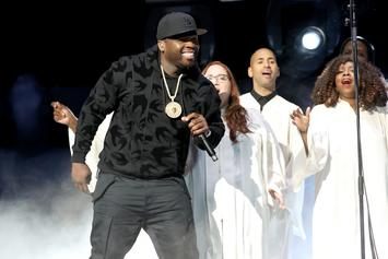 50 Cent Calls For Jesus' Return & His Owed Funds Following Teairra Mari's Arrest