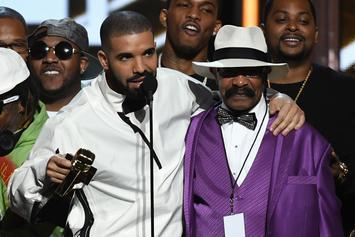 Drake's Dad Dennis Graham Says He Won $300,000 Betting On Toronto Raptors