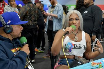 Megan Thee Stallion Lists Her Top 5 Female Rappers Ever