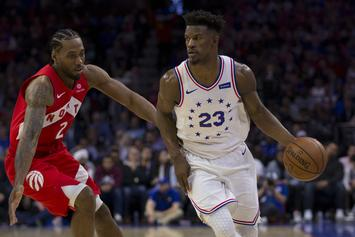 Rockets Reportedly Pursuing Sign & Trade For Jimmy Butler