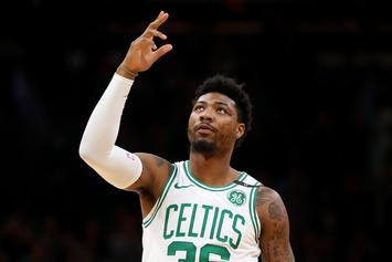 Marcus Smart Blocks Child Into Another Dimension, Crosses Him Out