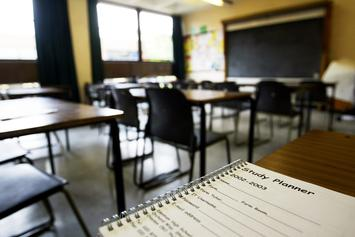Teacher Gets The Axe After Turning Classroom To A Porn Set