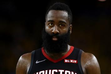 James Harden Responds To The Haters Who Say He Always Travels