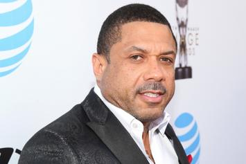 "Watch: Benzino Erupts At Female Cop In Arrest Video ""Suck My D*ck!"""