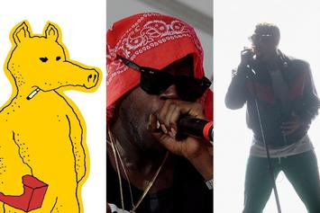 "Chris Brown, Freddie Gibbs & Madlib Conquer This Week's ""FIRE EMOJI"" Playlist"