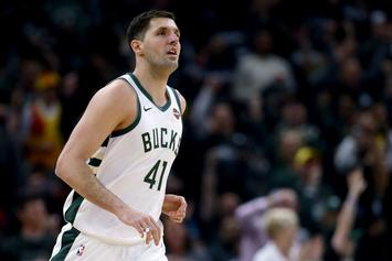 Nikola Mirotic Ditches NBA To Sign With Euroleague Contenders Barcelona