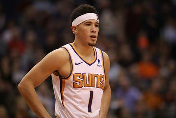 Suns Reportedly Felt D'Angelo Russell Would Be Bad Influence On Devin Booker
