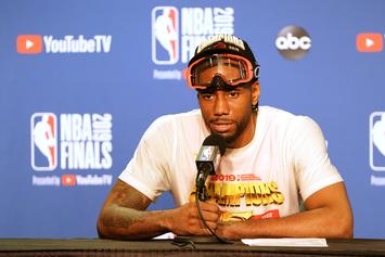 Cris Carter Reveals Kawhi Leonard Is Undecided, Lakers Not The Favorite