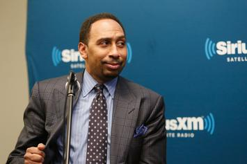 Stephen A. Smith Destroys Caller For Carmelo Anthony, Knicks Take