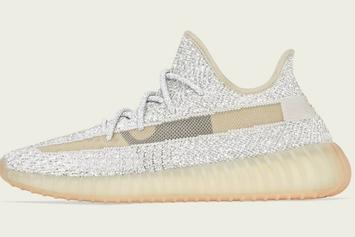 "Adidas Yeezy Boost 350 V2 ""Lundmark"" Available Now Via StockX"