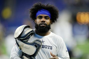 Cowboys Ezekiel Elliott Issues Statement About Las Vegas Altercation
