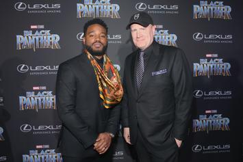 "Ryan Coogler Has Started Writing ""Black Panther 2"""