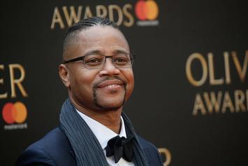"Cuba Gooding Jr. Spotted Looking ""Rough"" As Groping Case Continues"