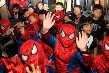 """""""Spider-Man: Far From Home"""" Snags $185 Million Within First Week Of Debut"""