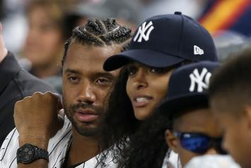 Ciara & Russell Wilson Celebrate 3-Year Marriage