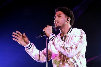 Trey Songz Snaps At Fans Asking Who His Son's Mother Is