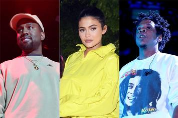 Kanye West, Kylie Jenner, & Jay-Z Rule Forbes' Highest-Paid Entertainers List