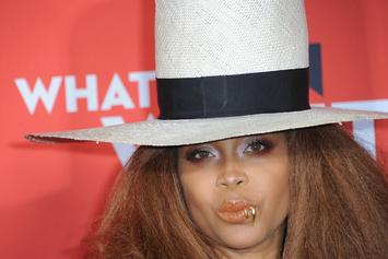 Erykah Badu Reveals Her & Rickey Smiley's Mom Squared Up Multiple Times