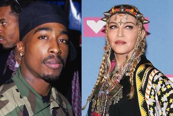 Tupac's Love Letter To Madonna To Be Auctioned, Read It Here