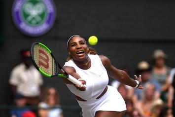 "Serena Williams Stands Firm On ""Fight For Equality"" Following Wimbledon Loss"