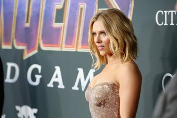 "Scarlett Johansson Shades ""Political Correctness"" In Acting"