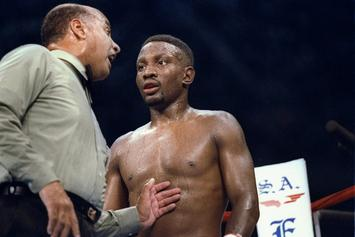 Pernell Whitaker Passes Away At 55 After Being Struck By Car: Report