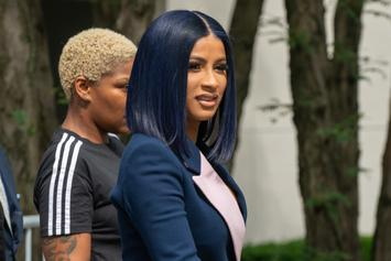 """""""Hustlers"""" Director """"Chased"""" Cardi B For Two Years Before Involvement In The Film"""