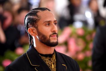 "Colin Kaepernick's Nike ""Dream Crazy"" Campaign Nominated For Emmy"