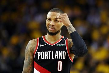 Damian Lillard Says He Had To Shave Facial Hair For Space Jam 2