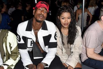 Teyana Taylor & Iman Shumpert Share Intimate Moments In An Array Of Jeans