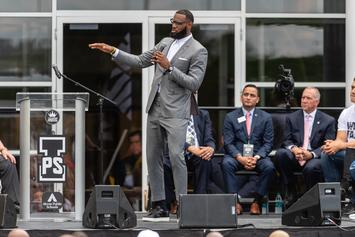 """LeBron James' """"I Promise"""" School Is Already Seeing Rising Test Scores"""