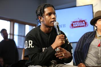 US Politicians Demand A$AP Rocky's Release, Confirm Hip-Hop Police Exist