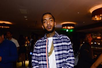 Nipsey Hussle's Baby Mother Warns Fans Of Fake GoFundMe Page
