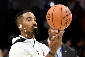 JR Smith To Meet With The Milwaukee Bucks Today: Report