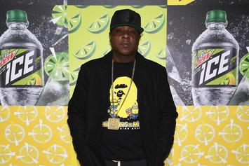 Jadakiss Stands Proudly By His Crust-Only Pizza Order