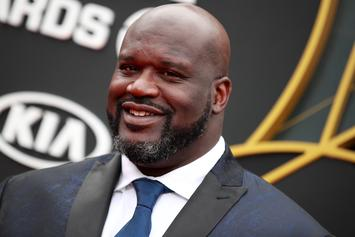 Shaq Knew He Wanted To DJ After Attending Public Enemy & LL Cool J Concert