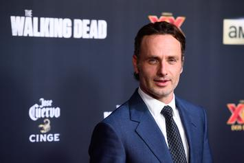 """""""Walking Dead"""" Movie Starring Andrew Lincoln Will Only Be Released In Theaters"""
