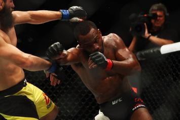 "Leon Edwards Challenges Jorge Masvidal After Whooping Dos Anjos At ""Fight Night"""