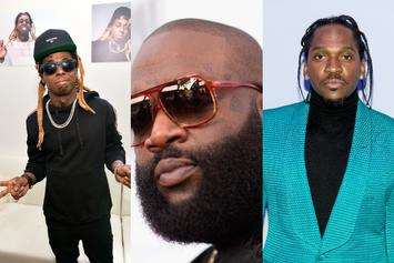Rick Ross Reportedly United Lil Wayne & Pusha T On The Same Track