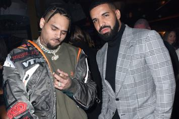 "Chris Brown & Drake's ""No Guidance"" Sells A Cool Milli"