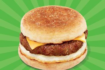 Dunkin Donuts' Brings The Beyond Meat Craze To Their Breakfast Menu