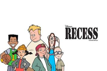 """Disney's Beloved Cartoon """"Recess"""" Is Getting a Live-Action Remake"""