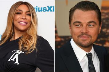 "Wendy Williams Confesses Her Thirst For Leonardo DiCaprio: ""I Love Him"""