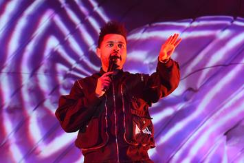 "The Weeknd To Make His Film Debut Alongside Adam Sandler In ""Uncut Gems"""