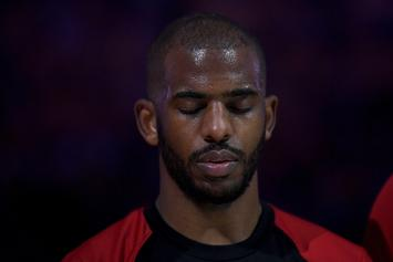 Chris Paul Breaks His Silence On Thunder Trade While Thanking Houston
