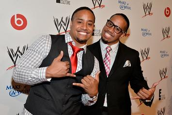 WWE's Jimmy Uso Arrested Again In Florida: Report