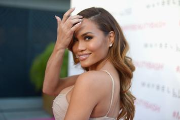 50 Cent's Baby Mama Daphne Joy Still Breaking Necks In Her Tiny Bikini