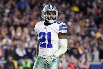 Ezekiel Elliott Reportedly Traveling To Cabo Amidst Cowboys Holdout